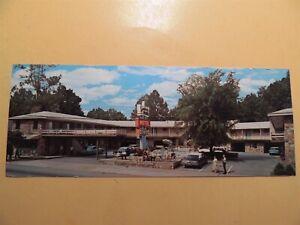 Langdon's Park Motel Gatlinburg Tennessee vintage oversized postcard