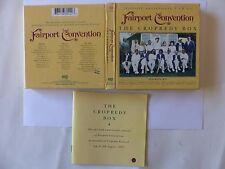 CD Album FAIRPORT CONVENTION Thirtieth anniversary 3 cd set The Cropredy box