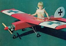 "Model Airplane Plans (RC):Giant BIG STIK 100""ws for 40-60cc Eng. (printed plans)"