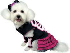 Punky Princess Halloween Dog Costume size L