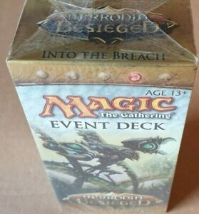 Magic the Gathering Mirrodin Besieged Event Deck MTG English