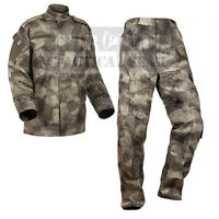 Tactical Special Force Combat BDU Uniform Shooting Jacket & Pants Suits Multicam