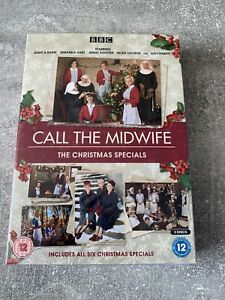 Call The Midwife - All Six Of The Christmas Specials (DVD) Brand New Sealed