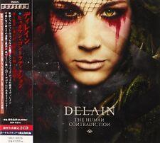 Delain - Human Contradiction [New CD] Japan - Import