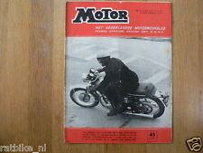 MO6749-HONDA CD125A,MOTO GUZI V7,1968 BSA & TRIUMPH MOD