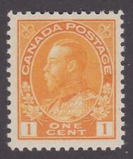 "CANADA 1922 #105 King George V ""Admiral"" Issue VF MNH"