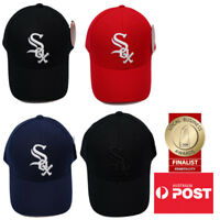 Chicago White Sox Logo Adjustable Cap MADE IN KOREA