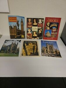 LOT OF Six BOOKS ON ENGLAND - PITKIN GUIDES PB Exc. Color Photos EUC