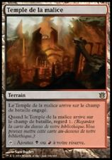 Temple de la Malice - Temple of Malice - Magic Mtg -