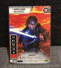 Star Wars Destiny Darth Vader - Dark Apprentice (Full Art Promo Card)