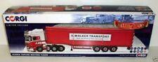 Voitures, camions et fourgons miniatures rouges en plastique pour Scania