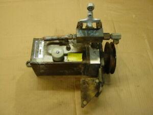 Model A Vintage Jeep Monarch HY LO JACK Snow Plow pump Meyer Willys A156