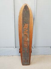 Vintage 1970's Mattel Magnum Skateboard Complete Original