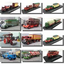 Circus Vehicles 1/76 Scale (One Postage, All you can buy)