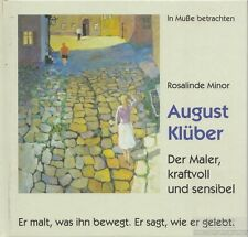 August Klüber: Minor, Rosalinde