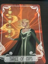 Fairyloot Tarot Cards Three And Four Of Cups