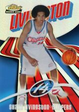 RARE 2003-04 SHAUN LIVINGSTON CLIPPERS FINEST ROOKIE REFRACTOR XRC # 47 / 250 !