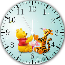 """Disney Winnie The Pooh wall Clock 10"""" will be nice Gift and Room wall Decor Y06"""