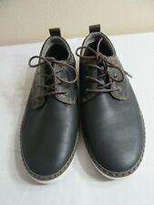 476d219cb1ca4 J Ferrar Men's Black Conwell Casual Lace Up Sneaker Shoes size 10
