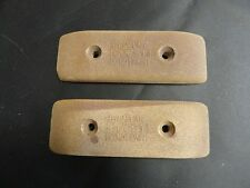 "PAIR (2) STANDARD DYNAPLATE GUEST ANODES 5-3/4"" X 2"" X 1/2"" MARINE BOAT"
