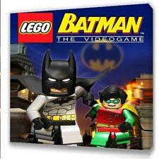 A3 A4 LEGO BATMAN CANVAS PICTURE-3 SIZES TO CHOOSE A5