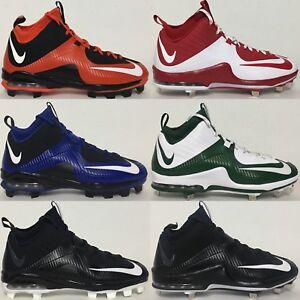 Nike Air Max MVP Elite MCS Molded (716686) Metal (684687) Baseball Cleats