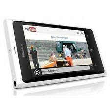 NY Stock!Nokia Lumia 800 White 16GB WIFI GSM (Unlocked) Windows Phone Smartphone