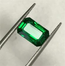 UNHEATED UPMARKET EMERALD GREEN SAPPHIRE 10x12mm OCTAGON CUT AAAA+ LOOSE GEMS