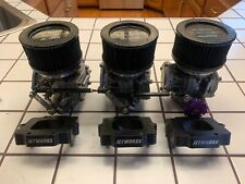 Kawasaki Ultra 150 BlackJack Carburetors 48mm Mikuni