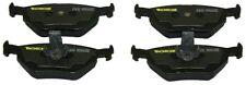 Disc Brake Pad Set-E32 Rear Monroe DX692