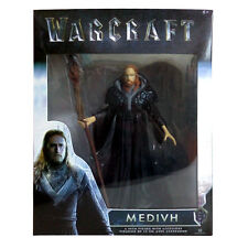 "WOW WORLD of WARCRAFT MEDIVH 6"" BOXED ACTION FIGURE FIGURINES STATUE COMIC TOY"