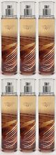 6 Bath & Body Works WARM VANILLA SUGAR Fine Fragrance Mist Spray