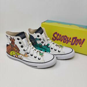 NEW Converse Scooby Doo Chuck Taylor All Star Hi 169076C Sneaker Shoe Men's Size