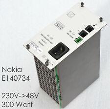 100V 110V 230V AC -> 48V DC 300W NETZTEIL NOKIA E140734 POWER SUPPLY STROMADAPTE