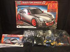 Mega Bloks Set Need For Speed Porsche 911 GT3 RS Brand New 638 pcs #95722
