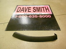 Buick GM OEM 10-13 LaCrosse Front Bumper Grille-Air Deflector Right 25782871