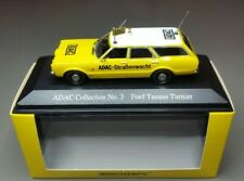 EINMALIG AUF EBAY Minichamps Ford Taunus Turnier ADAC Kollektion 1:43 OVP