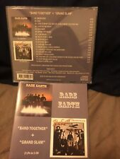 RARE EARTH 2on1 CD - Band Together + Grand Slam - 1978 - RARE SOULFUL POP-ROCK