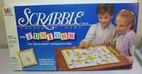 Scrabble for Juniors 1989 MB Crossword Board Game - RARE USA VERSION