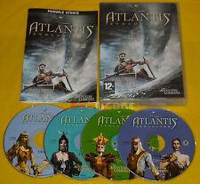 ATLANTIS EVOLUTION Pc Versione Ufficiale Italiana ••••• COMPLETO