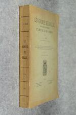 RIOL. LE VIGNOBLE DE GAILLAC DEPUIS SES ORIGINES JUSQU'À NOS JOURS. 1913.