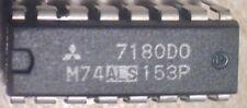 Mitsubishi M74ALS153P 74ALS153 - NOS