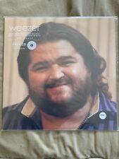 Weezer Hurley Vinyl LP With CD Green