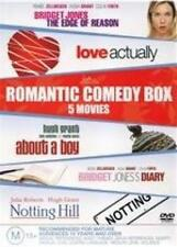 ROMANTIC COMEDY BOX Bridget Jones/About A Boy/Notting Hill 5DVD NEW