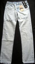 Insight manoman hommes pantalons (aspect use) taille 8 bleu clair