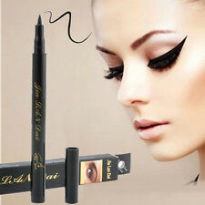 Black Liquid Waterproof Eyeliner Smooth Makeup Eye Liner Pen Pencil BeautyTool