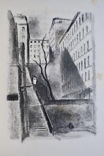 BERAUD  La Gerbe d' Or. Lithographies de Berthold Mahn