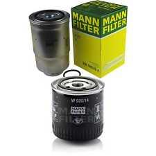 Mann-filter per Nissan Sunny III Hatchback N14 2.0 D Vanette Box C22 B11