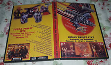 Judas Priest - Screaming for Vengeance 1983 Live Memphis DVD FOR FANS EDITION