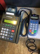 Link Point Lpa10 Credit Card Processing Machine & PowerSuppy & Verifone 1000Se